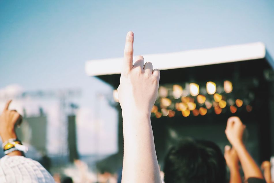 Beautiful stock photos of music festival, Built Structure, Concert, Cropped, Day
