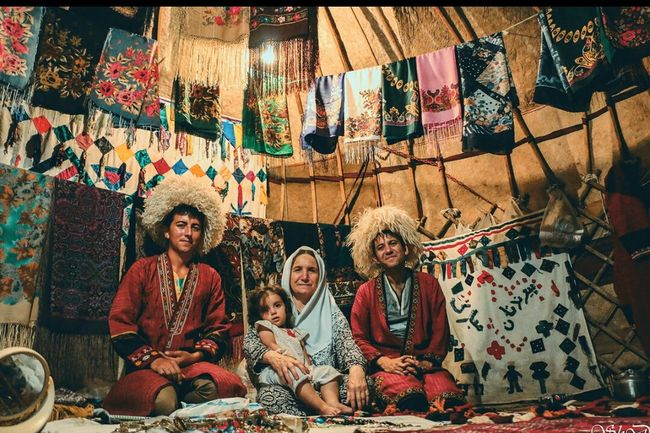 Colour Of Life Family Family Matters Shivadehghanpour Turkmen Twins Iran