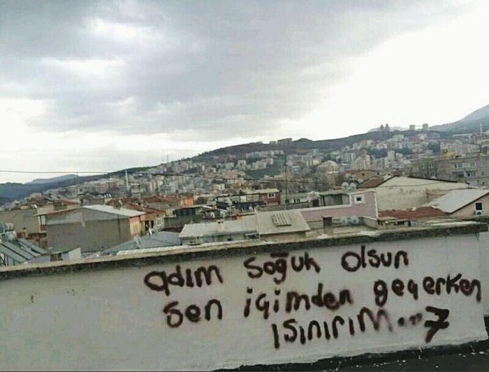 Coolday Itwasgood Turkey Siirsokakta Siirduvarda First Eyeem Photo