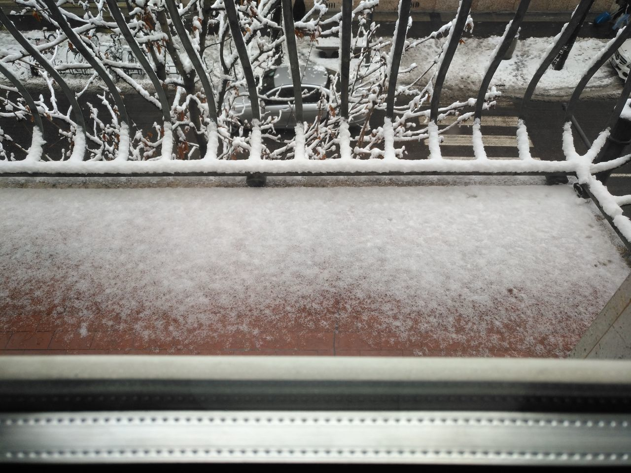 metal, no people, close-up, day, indoors, cold temperature