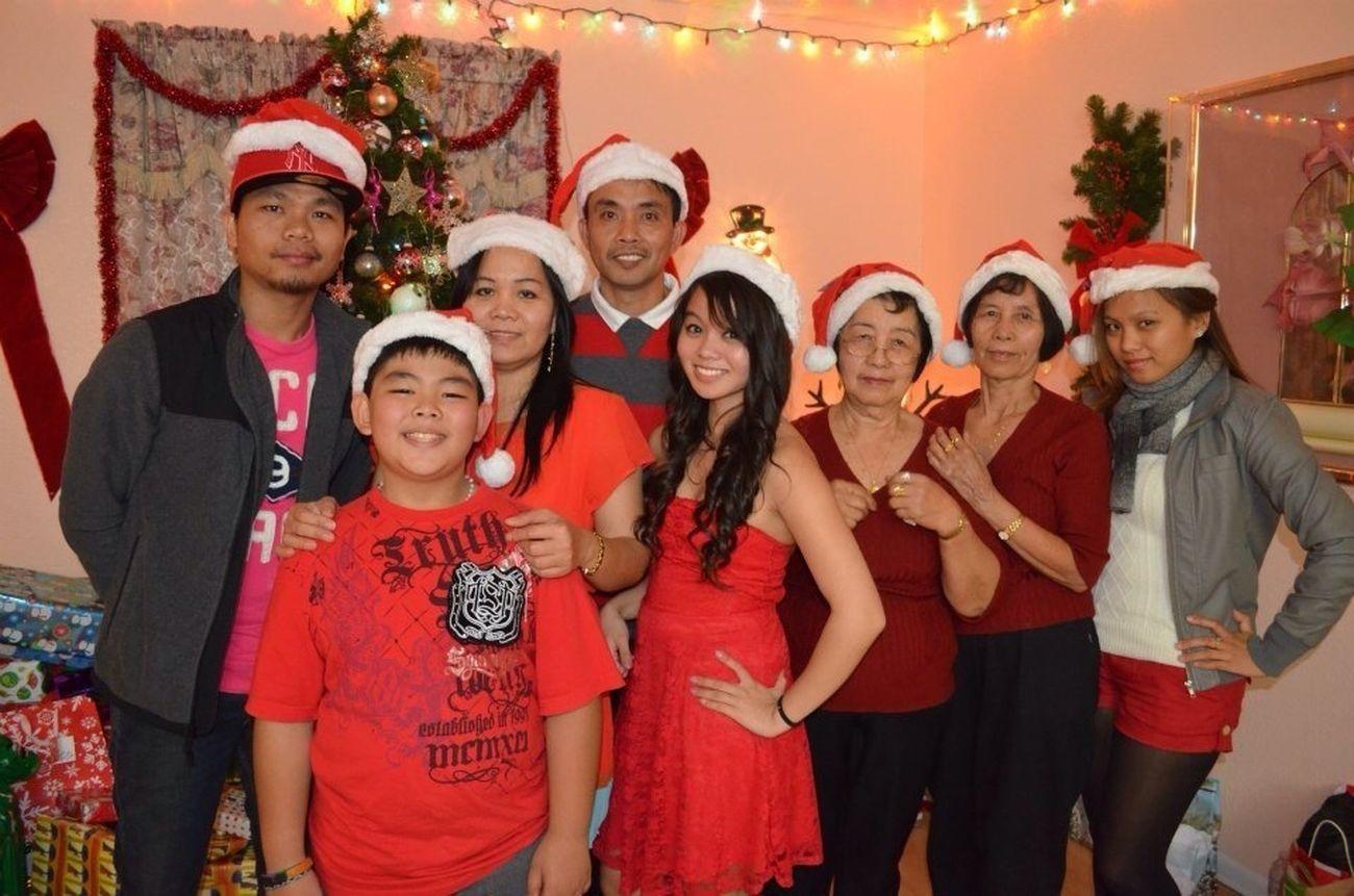 Christmas 2012 ❤