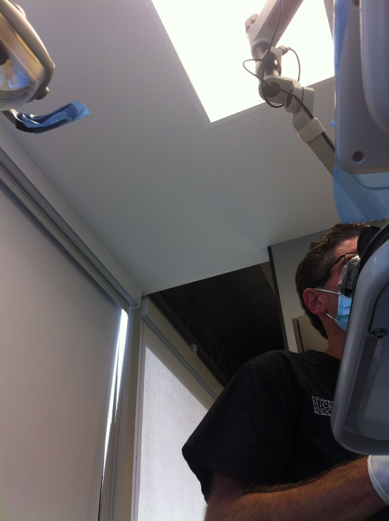 Spying Spy Perfect Dentist Root Canal ... Masked Up People Watching First Eyeem Photo Hello World Lookingup Voyerism