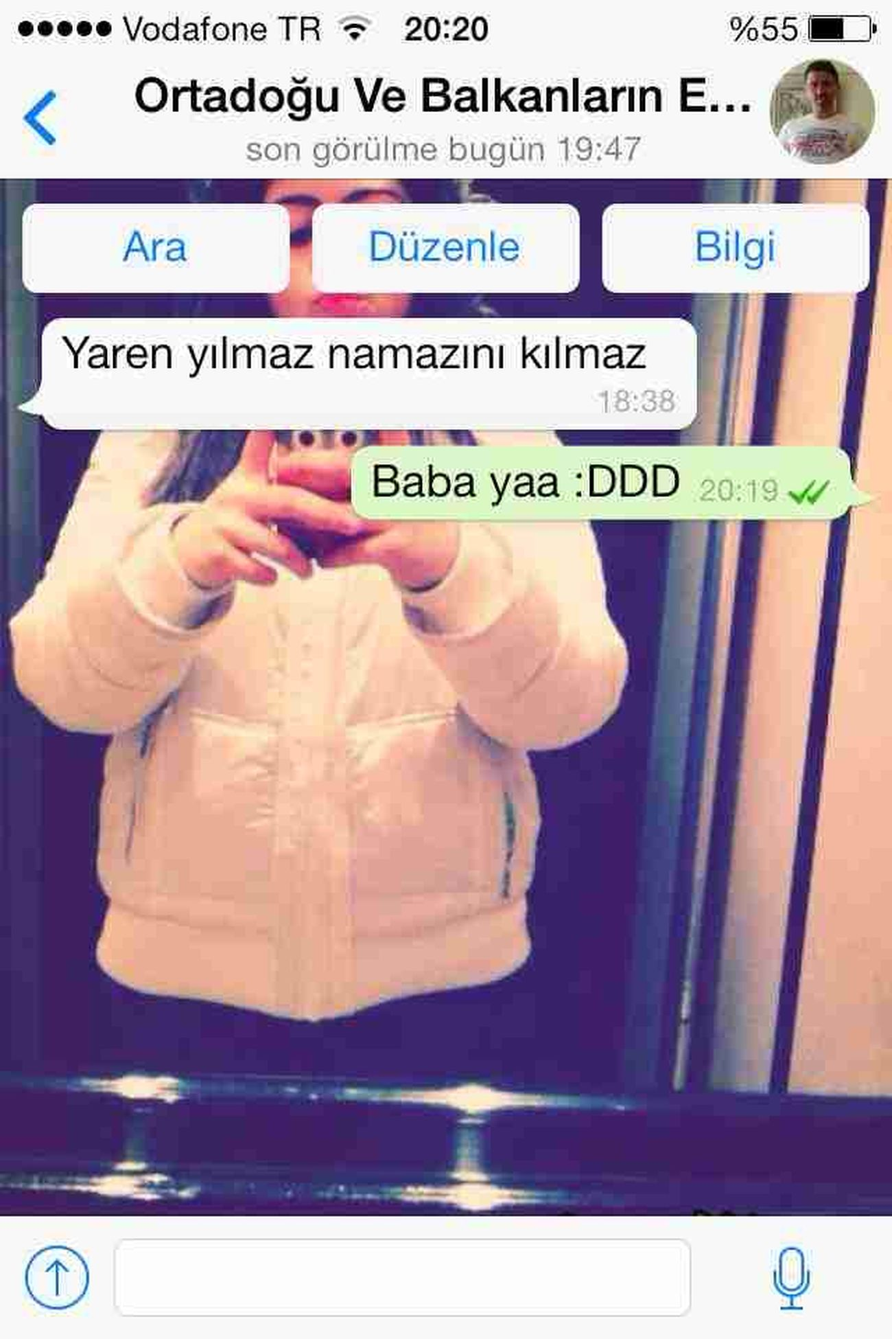 whatsapp :D Hi!