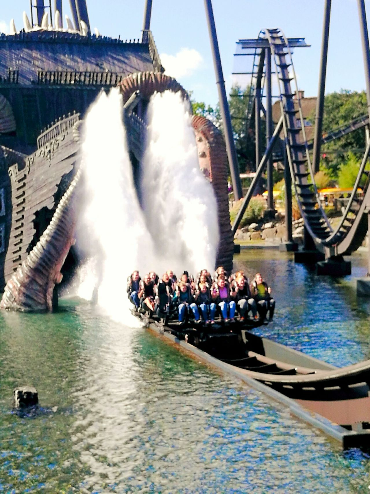 Heidepark Heidepark Soltau Heidepark Soltau <3 Heideparksoltau Achterbahn Achterbahn😊 Roller Coaster Rollercoaster