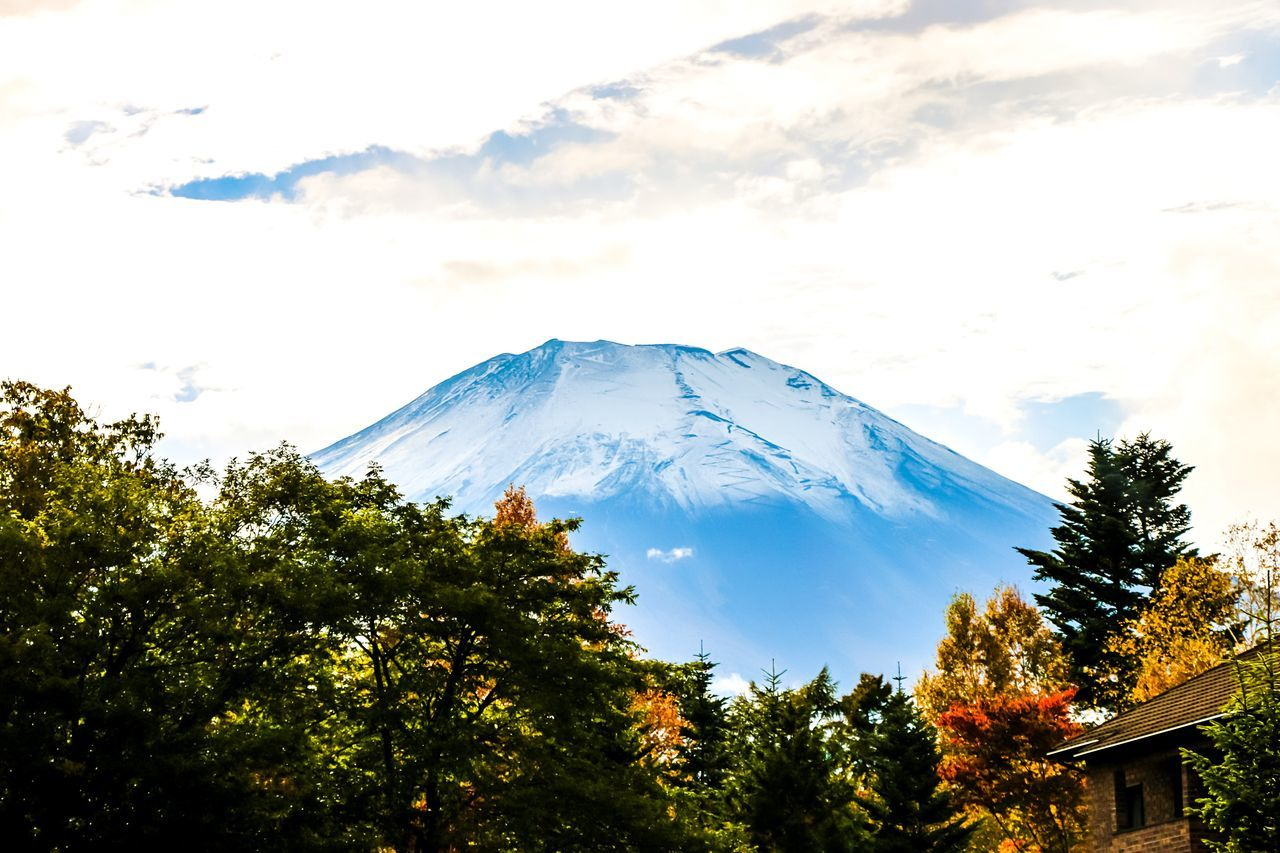 A Series Of Fuji Mountain's Picture -5. Autumn Fujimountain EyeEm Best Edits Fuji Mountain Mt.Fuji Autumn Leaves Beautiful Nature Autumn Colors Eye Em Nature Lover Natural Beauty