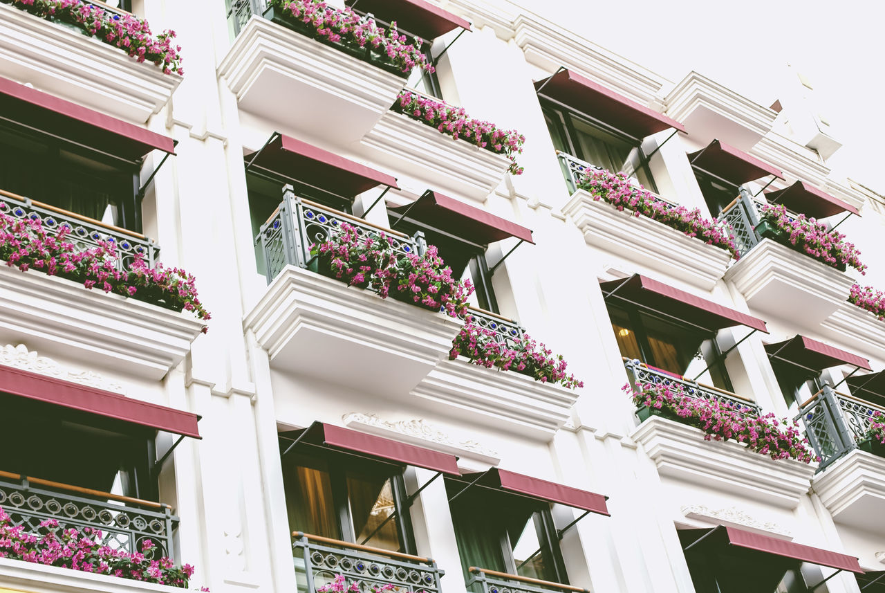 Beautiful stock photos of istanbul, Architecture, Balcony, Building, Building Exterior