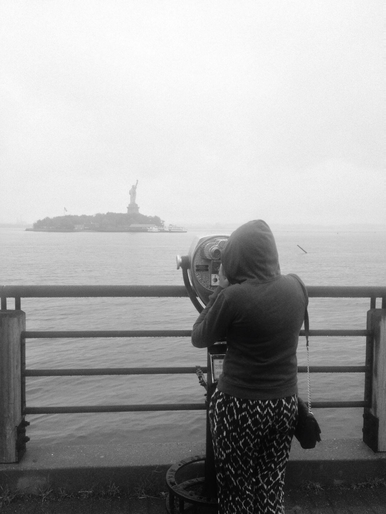 Beautiful stock photos of statue of liberty, Clear Sky, Coin Operated, Coin-Operated Binoculars, Day