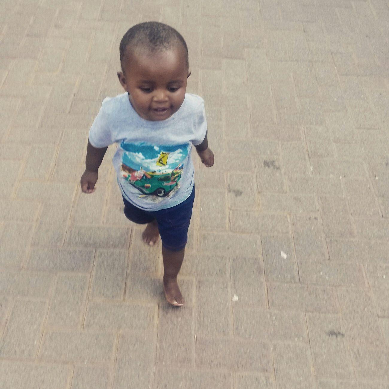 My happy little one My Babyboy❤ Nunu First Eyeem Photo