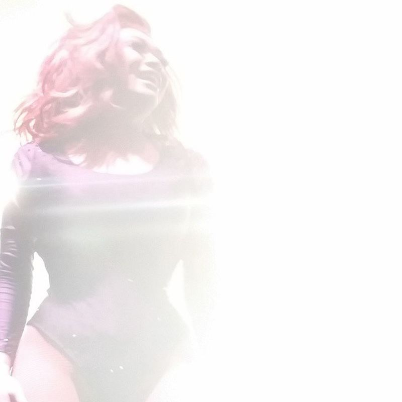 Wow @jujubeeonline and her divine light! Nofilter Jujubee Isjujujesus