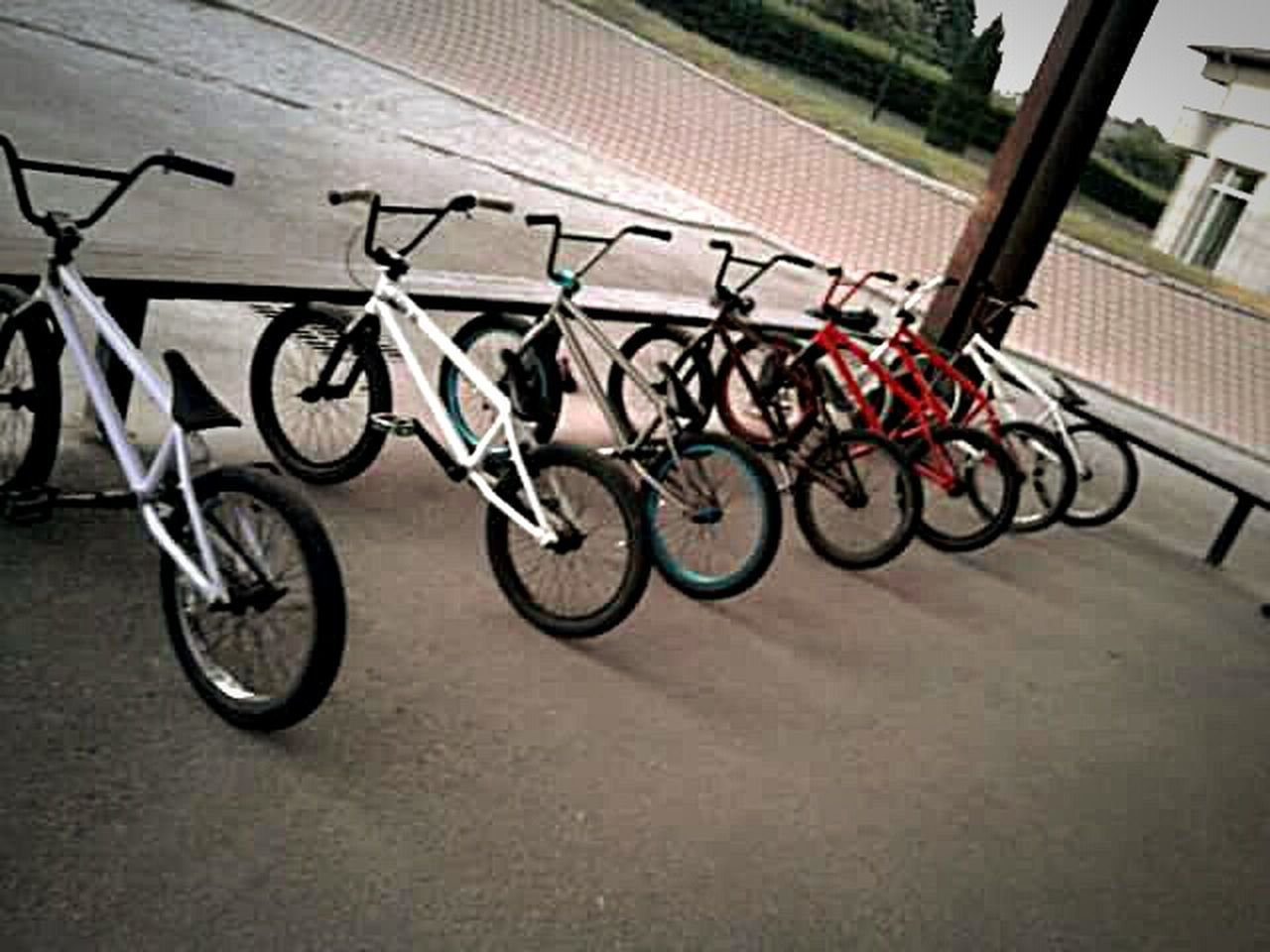 Sortie bmx :-) Bmx  Bicycle Transportation Outdoors Sports Photography Racing Bicycle Photography Photographer Photooftheday Cycle Bycicles