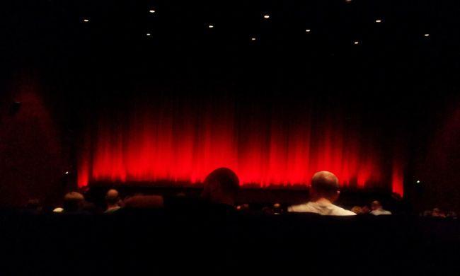 Cinema Kino Cinestar Leipzig Watching A Movie