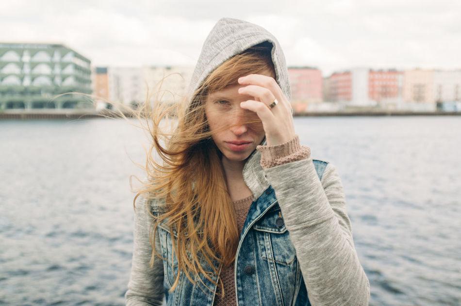 Beautiful stock photos of single, Attitude, Behaviour, Blonde, Daylight
