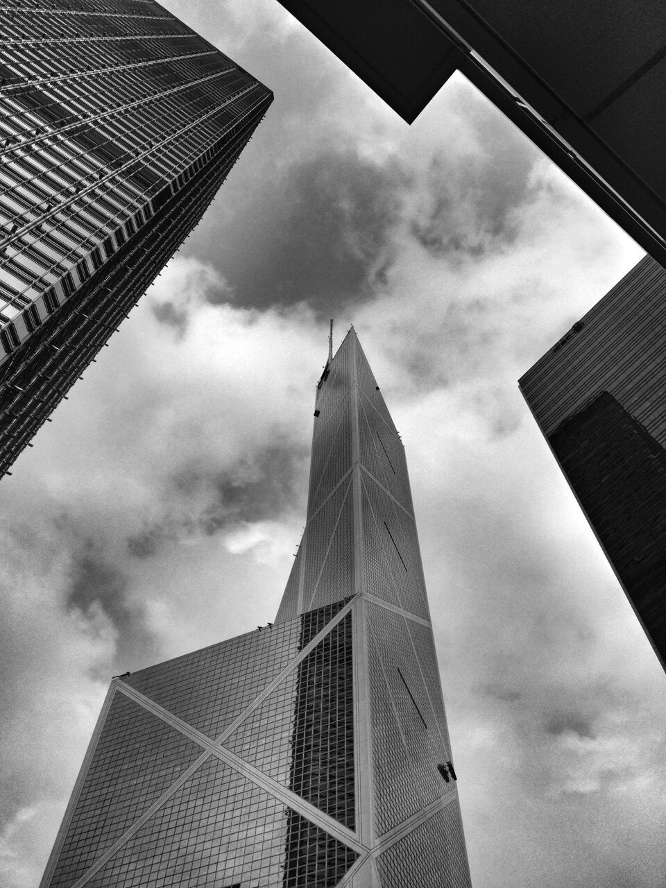 architecture, built structure, building exterior, skyscraper, low angle view, modern, tower, sky, city, no people, day, travel destinations, tall, outdoors