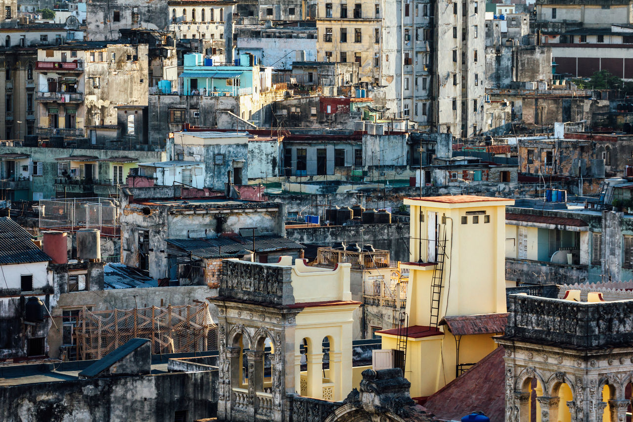 Architecture Background Building Exterior City Cityscape Cuba Collection Cuban Life From My Point Of View Full Frame Getting Inspired No People Old Buildings Old Havana Outdoors Travel Destinations