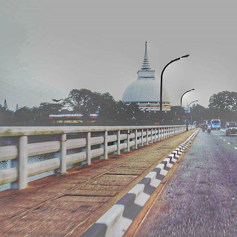 Throw🔙 Yesterday Bikeride Kaluthara Bridge Historicalplace Historicaltemple Randomcapture Spreadtheloveforsrilanka Nature Evenings
