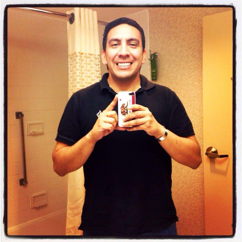 Ootd Gayboy Smile Selfie