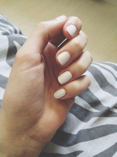 Nails White Vernis