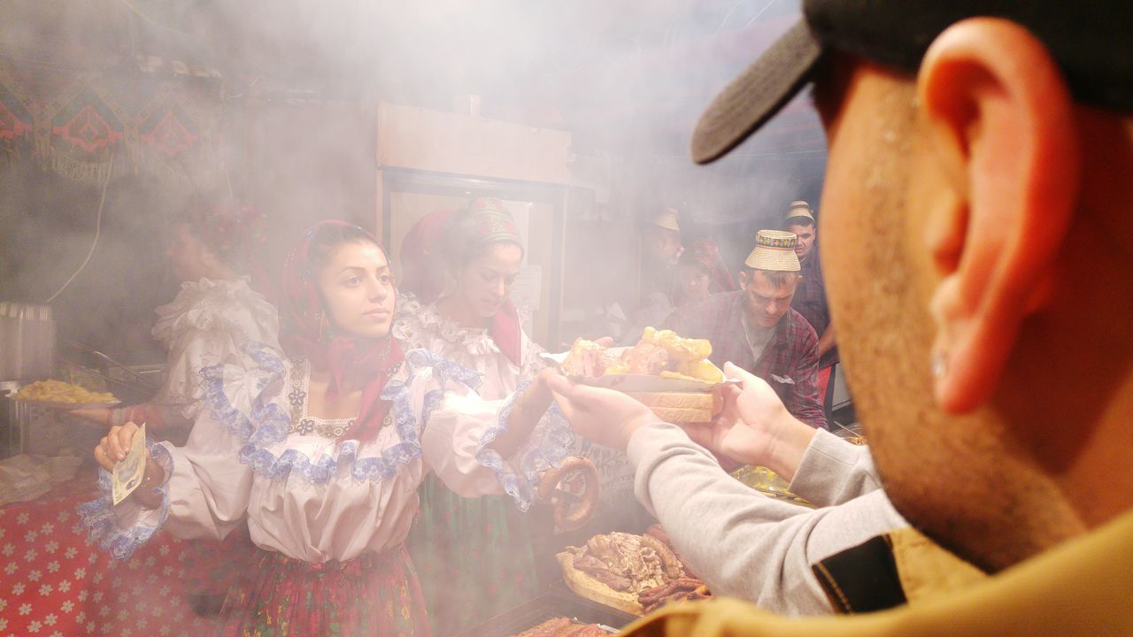 Party - Social Event Street Food Worldwide Oradea,România Food Festival Celebration Smokey Barbeque