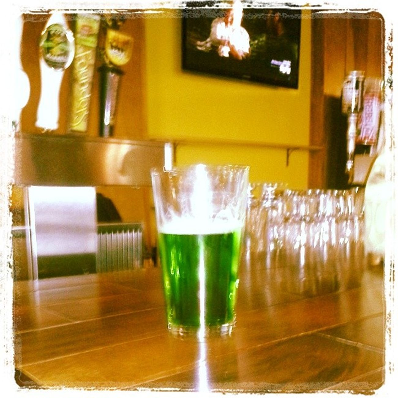St. Pattys Beer