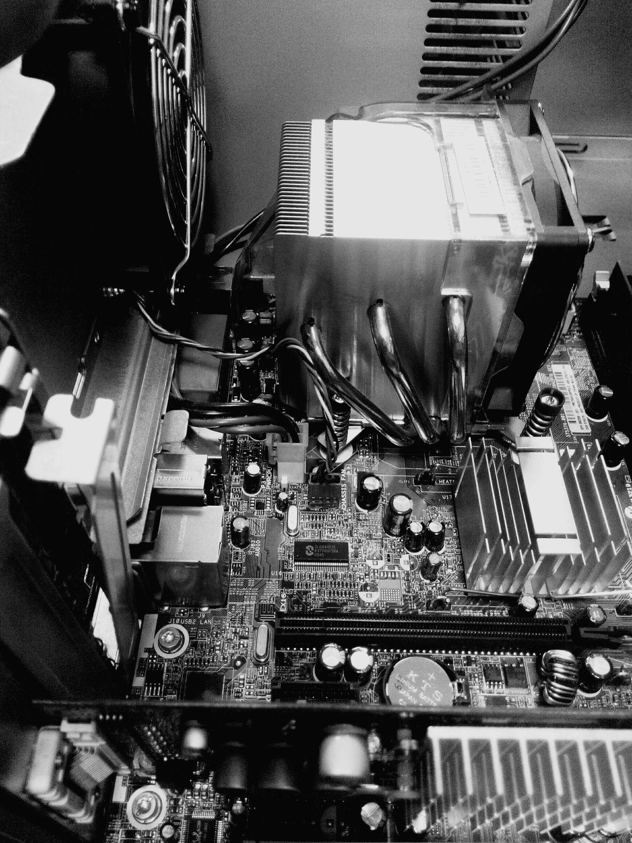 Cpu, Computer