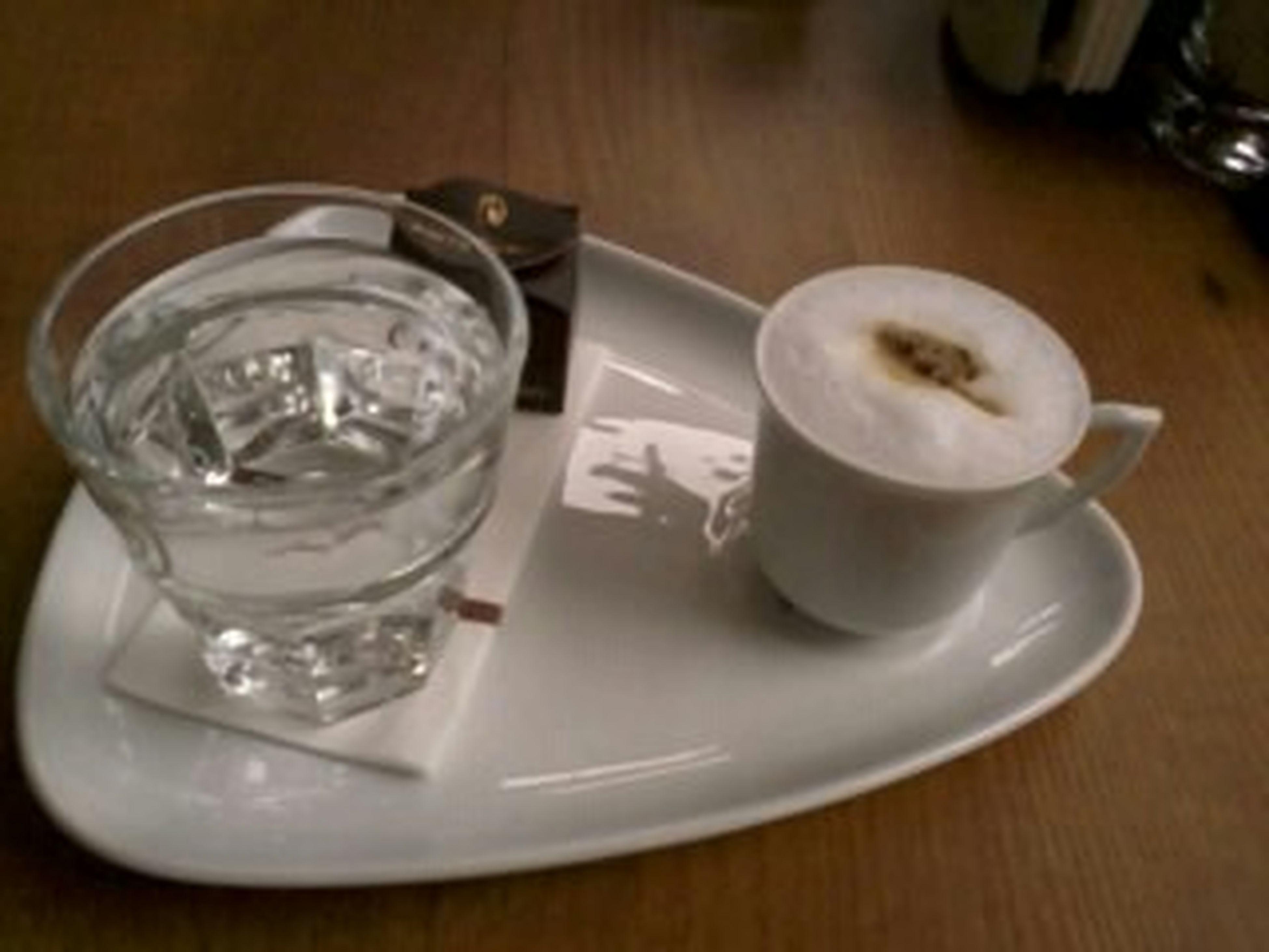 T UrkishCoffe with Milk..mmmmm