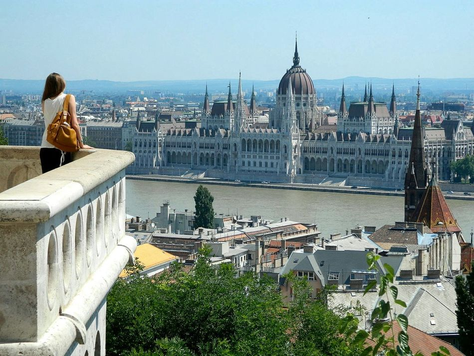 Beautiful stock photos of budapest, Activity, Architecture, Balcony, Building Exterior