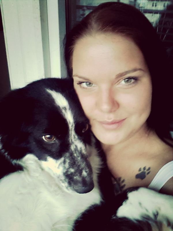 Bestfriend Bordercollie Love My Dog <3 Selfie Sunday