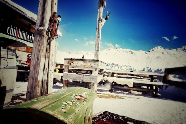 Hanging Out Taking Photos Alpine Inthesnow Sony A6000 Skiingday Mountain_collection Switzerland Lenzerheide Chilihütte Cold Days SkiingislifeWinter_collection Snow ❄