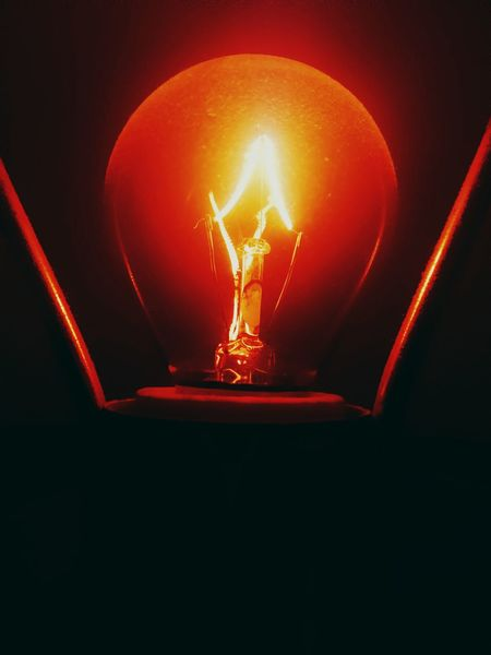 Lamp , Light Bulb , Night Lights , Light In The Darkness ,