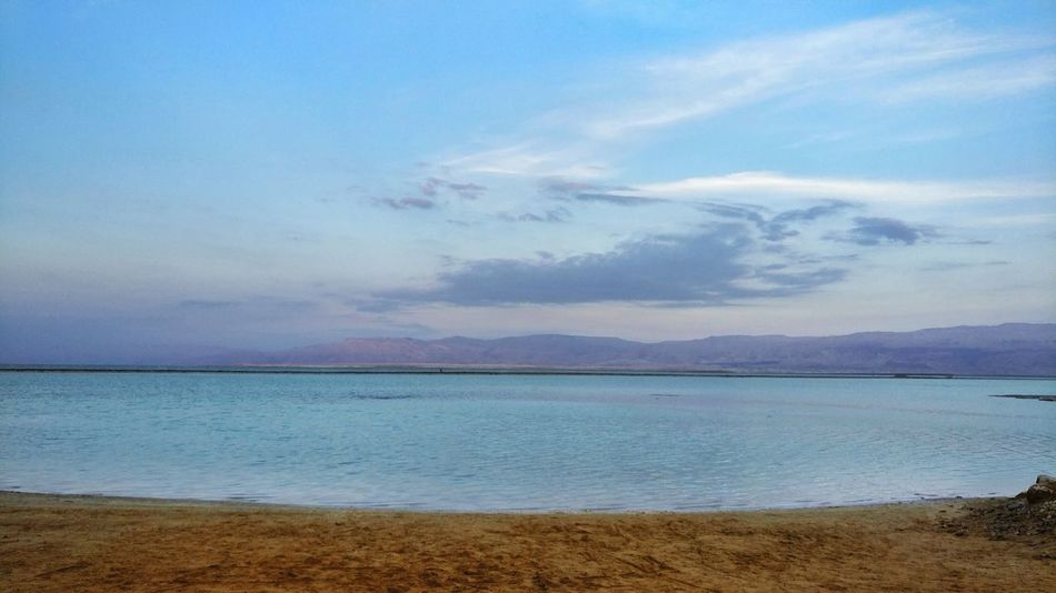 Sea Beach Horizon Over Water Sand No People Outdoors Scenics Landscape Nature Water Beauty In Nature Day Onepluslife Oneplusphotograpgy Oneplusonephotography City Israel City Life Oneplus3 Made In Israel Close-up Nature Dead Sea  Deadsea Sealife