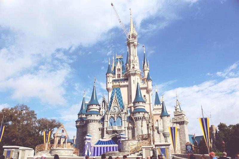 Disney World Magickingdom