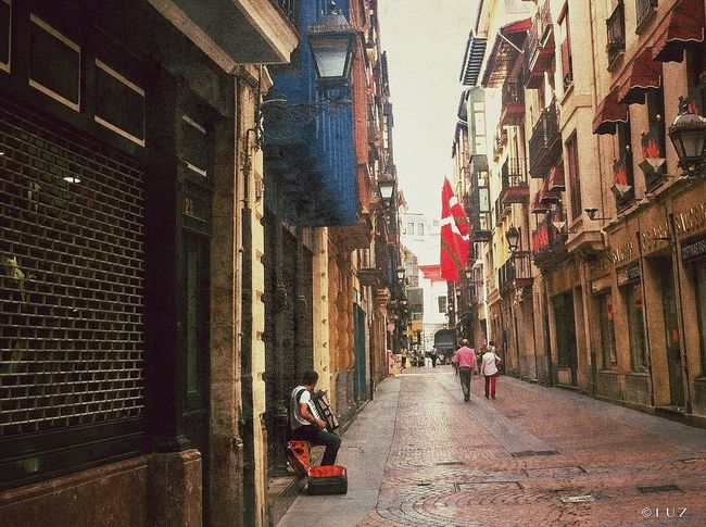 callejeando por Bilbao. Bilbao Streetphotography Street Urban Landscape