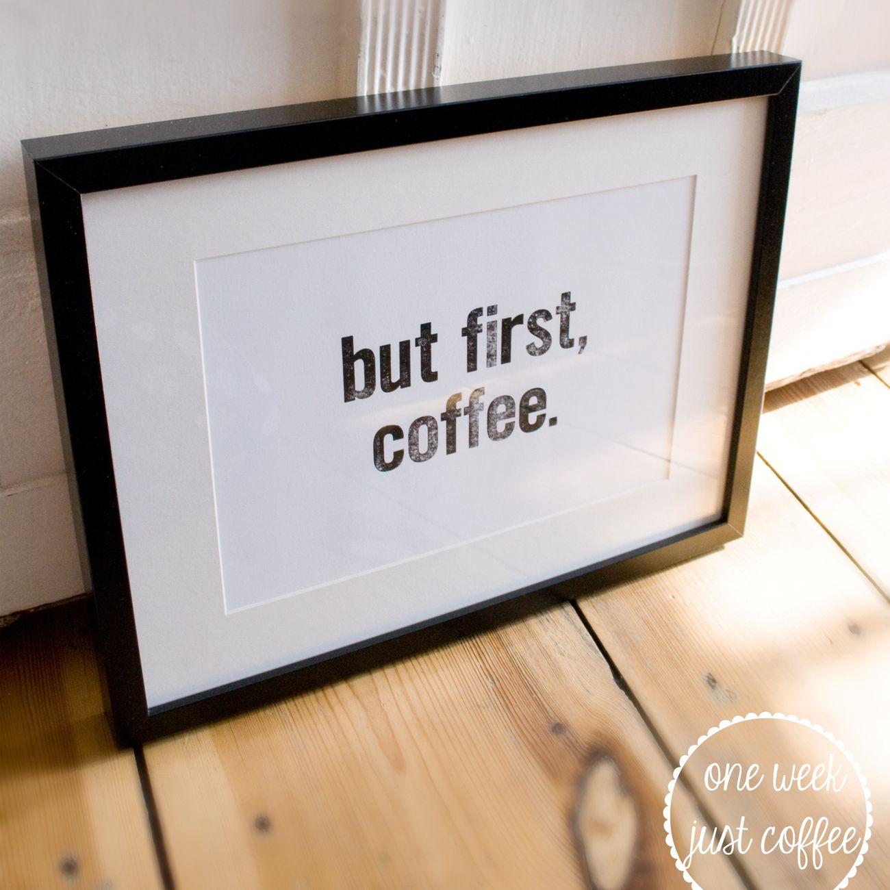 Coffee Kaffee mehr dazu auf dem Blog (Link im Profil)