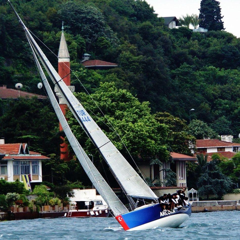 Istanbul Turkey Sea Bosphorus Bosphoruscup
