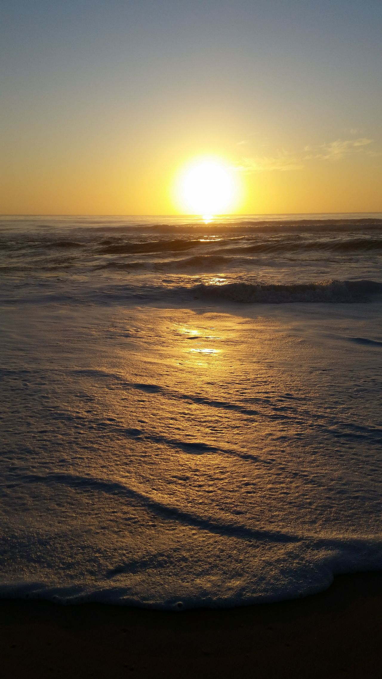 Waves, Ocean, Nature Goodmorningfrommylittlepartoftheworld EyeEmBestPics Summer 2016 Showcase: January Capture The Moment EyeEm Best Pics Nordic Light Ladyphotographerofthemonth Fragility Orange Color White Wash Canonphotography