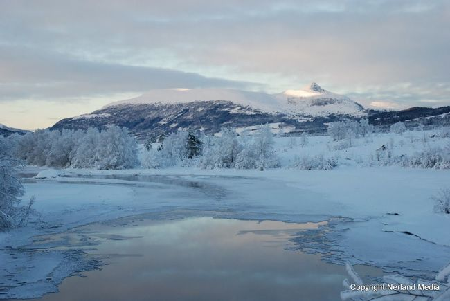 Winter Snow :) Norway Mountains
