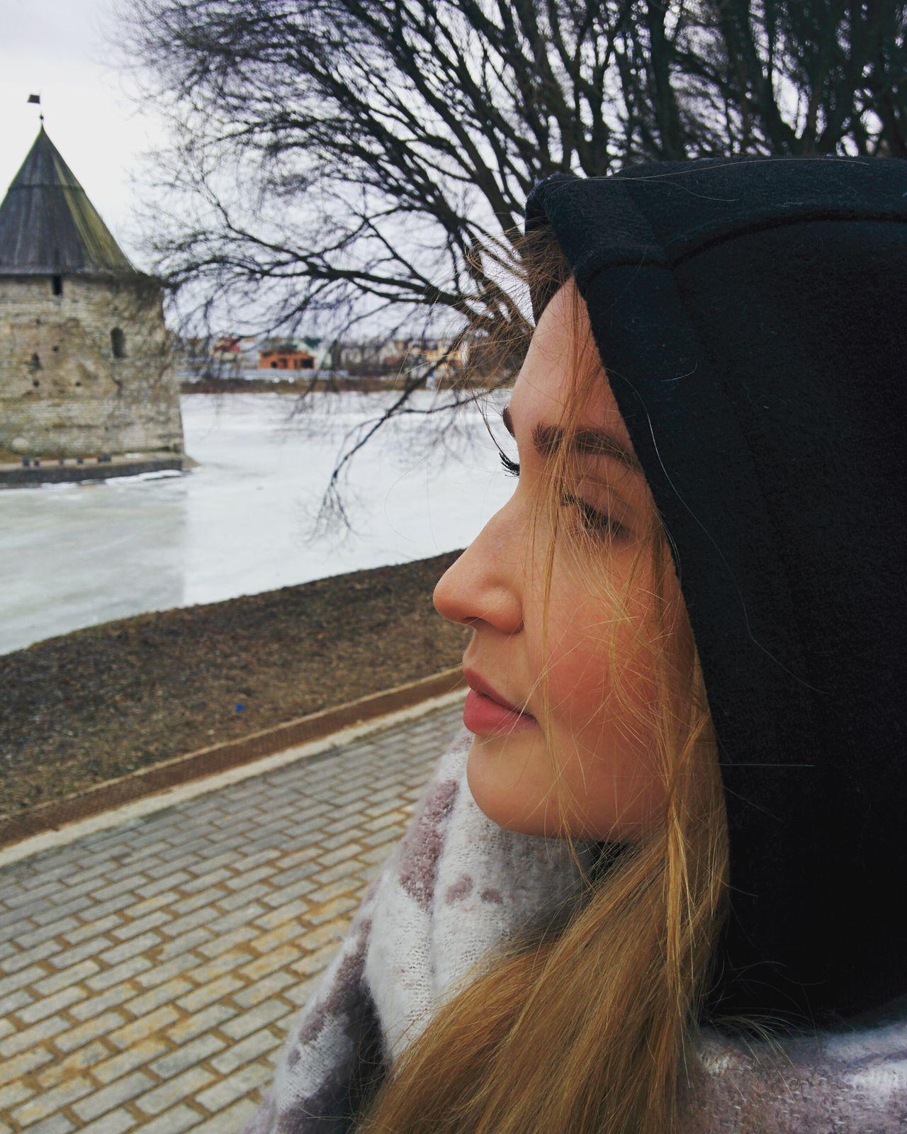 Girl Beauty Pskov Псков Love Kreml