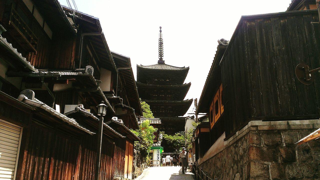 八坂の塔 Yasaka Shrine 京都 Kyoto Japan Htcbutterfly