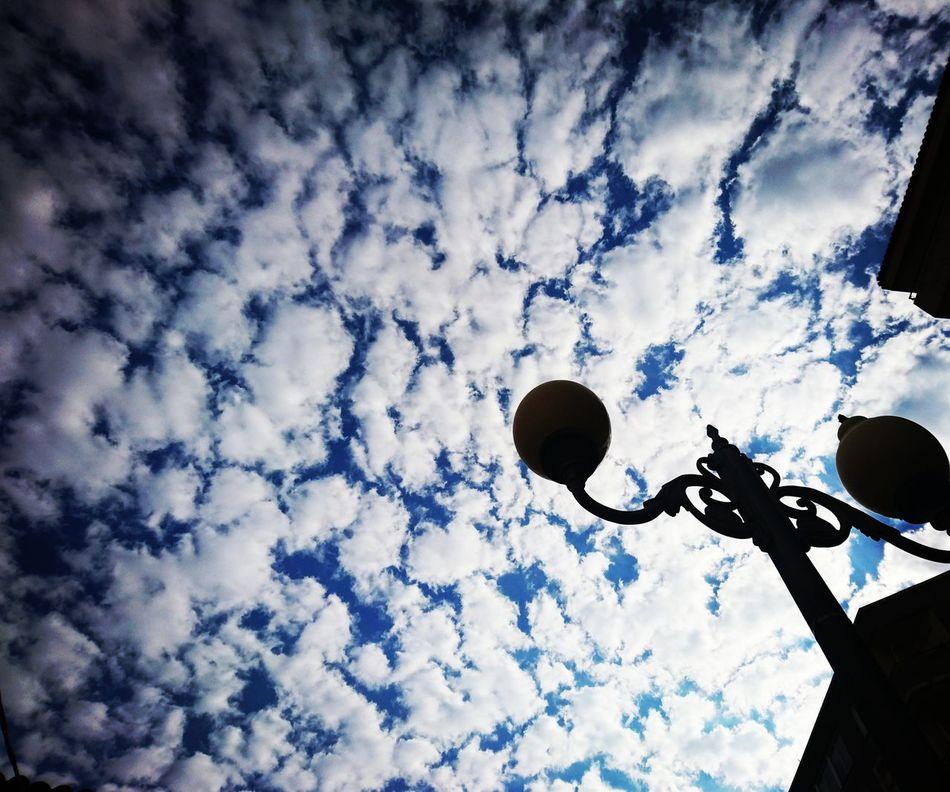 Sky Tranquil Scene Cloud Cloud - Sky Cloudscape Cloudy Villena Nubes Clouds Nubesdealgodon Clouds Of Cotton