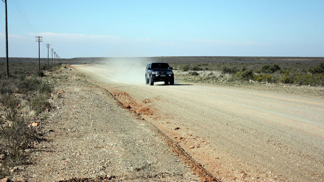 Beauty In Nature Country Road Day Diminishing Perspective Empty Gravel Roads Horizon Over Land Karoo Landscape Mountain Nature No People Non-urban Scene Outdoors Remote Remote Location Road Scenics Sky South Africa The Way Forward Tranquil Scene Tranquility Transportation Vanishing Point