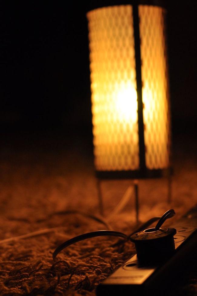 Amber Light Electricity  Lamp Power Retro Light Retro Lighting Soft Light