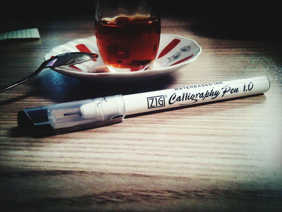 Huzur .. 😆😆 First Eyeem Photo Calligraphyart Calligraphy_look Calligraphic Calligraphie Calligraphy Calligraffiti Kaligrafi Tranguility