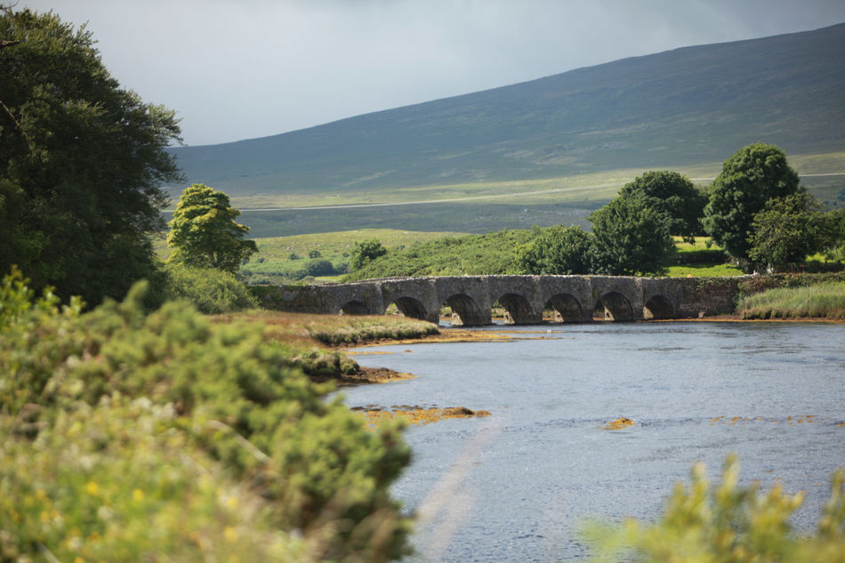 Beauty In Nature Bridge - Man Made Structure County Mayo Day Idyllic Ireland Isolated Landscape Mayo Nature No People Outdoors Picturesque Remote River Scenics Social Issues Tranquil Scene Tree Water Watermill West Of Ireland