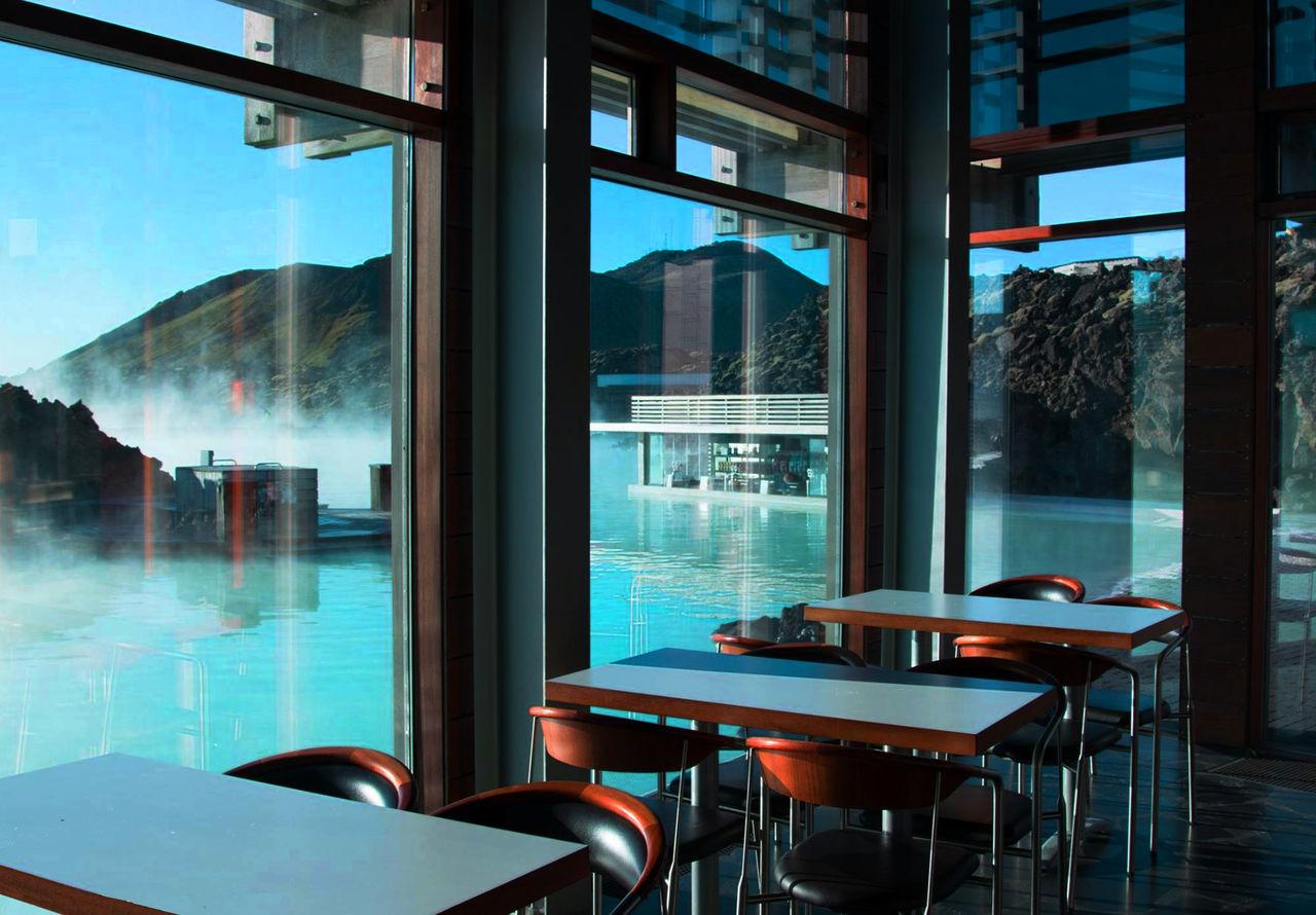 Day Indoors  Luxury Modern No People Sliding Door Swimming Pool Table Window