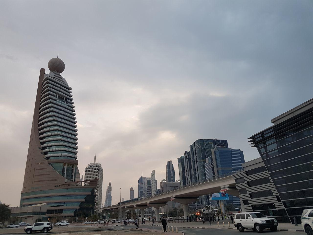 Hz339 A View From Dubai منظرمن،دبي