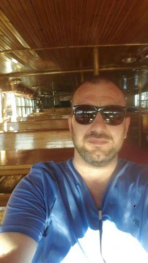 Sunset Boat Ride Sun