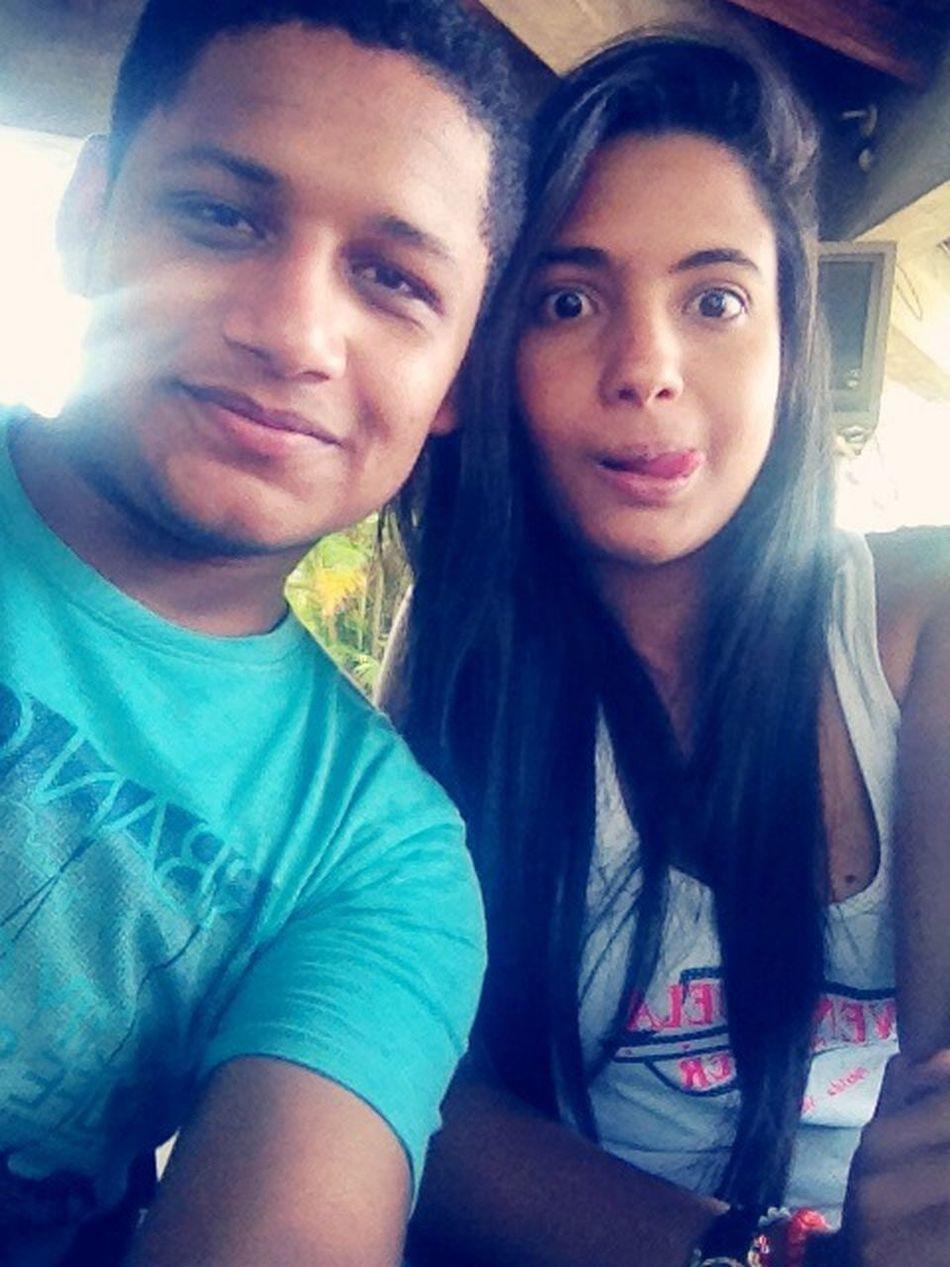 Con mi hermosa pachon At University First Eyeem Photo