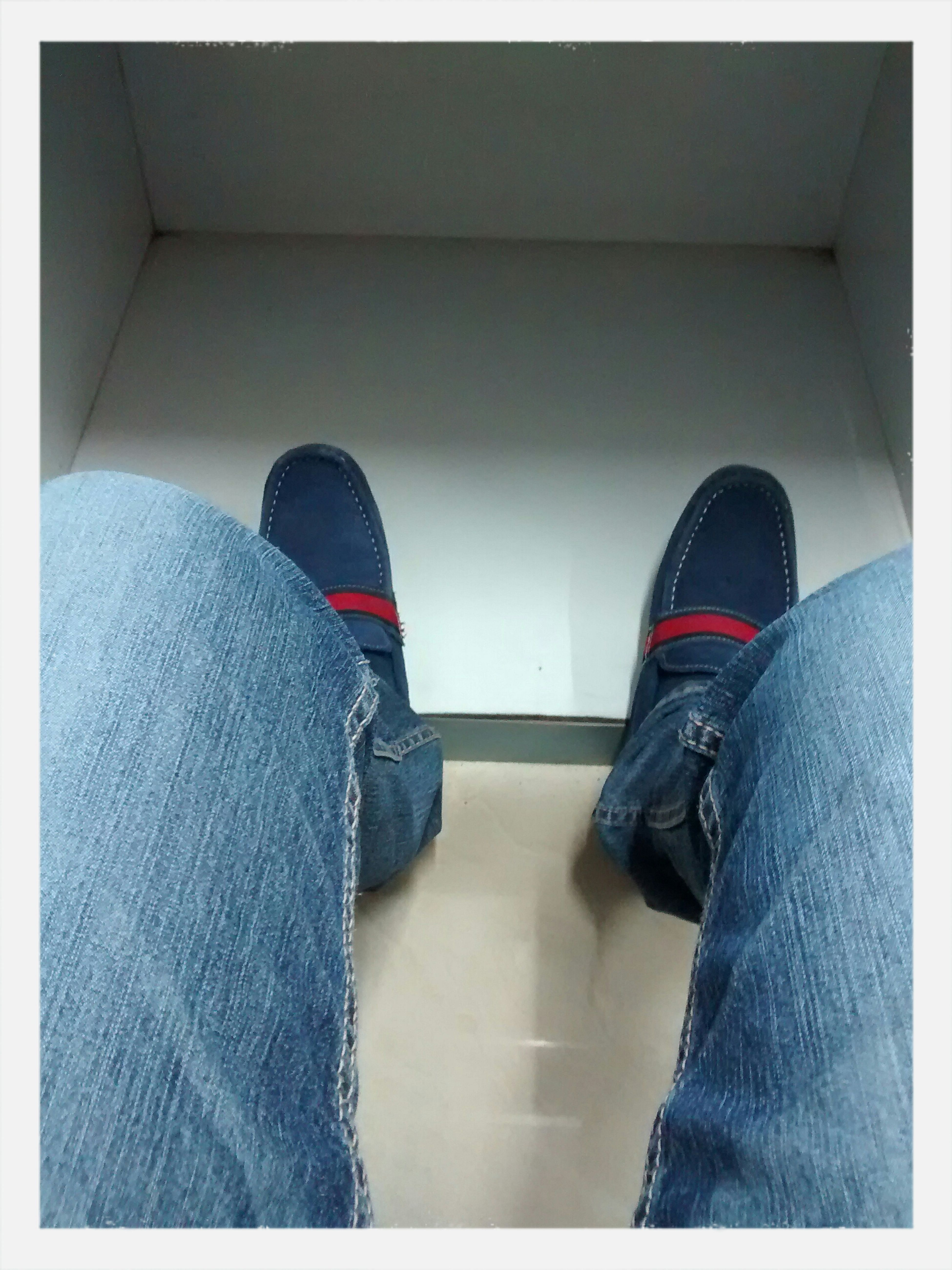Jeans Blue Jeans Loafers Blue Loafers
