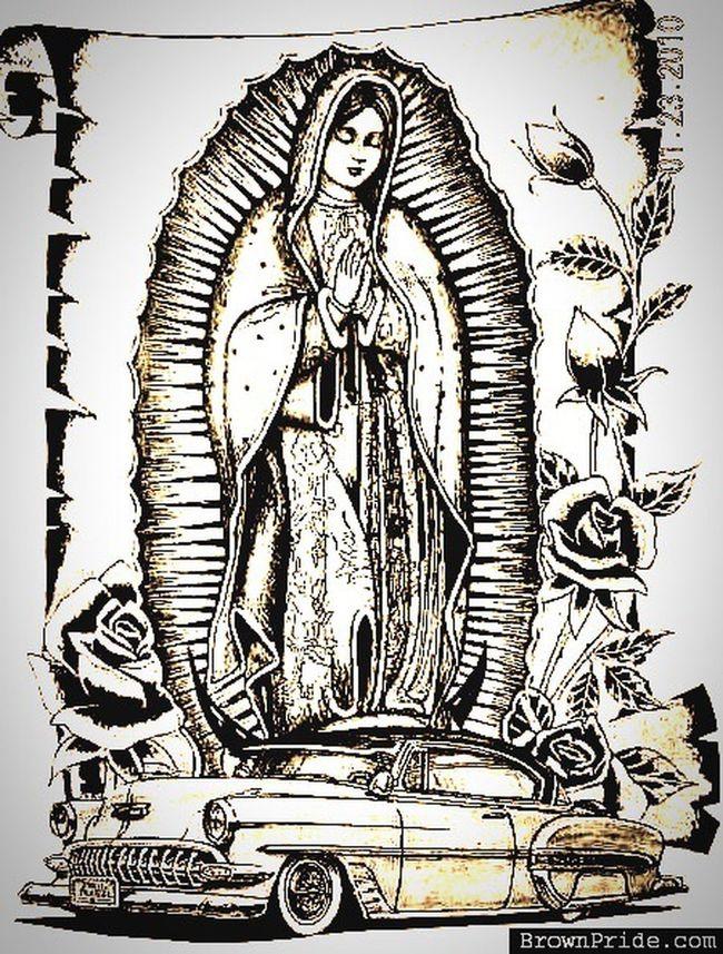 Virgin de Guadalupe First Eyeem Photo in Corpus Christi, Tx