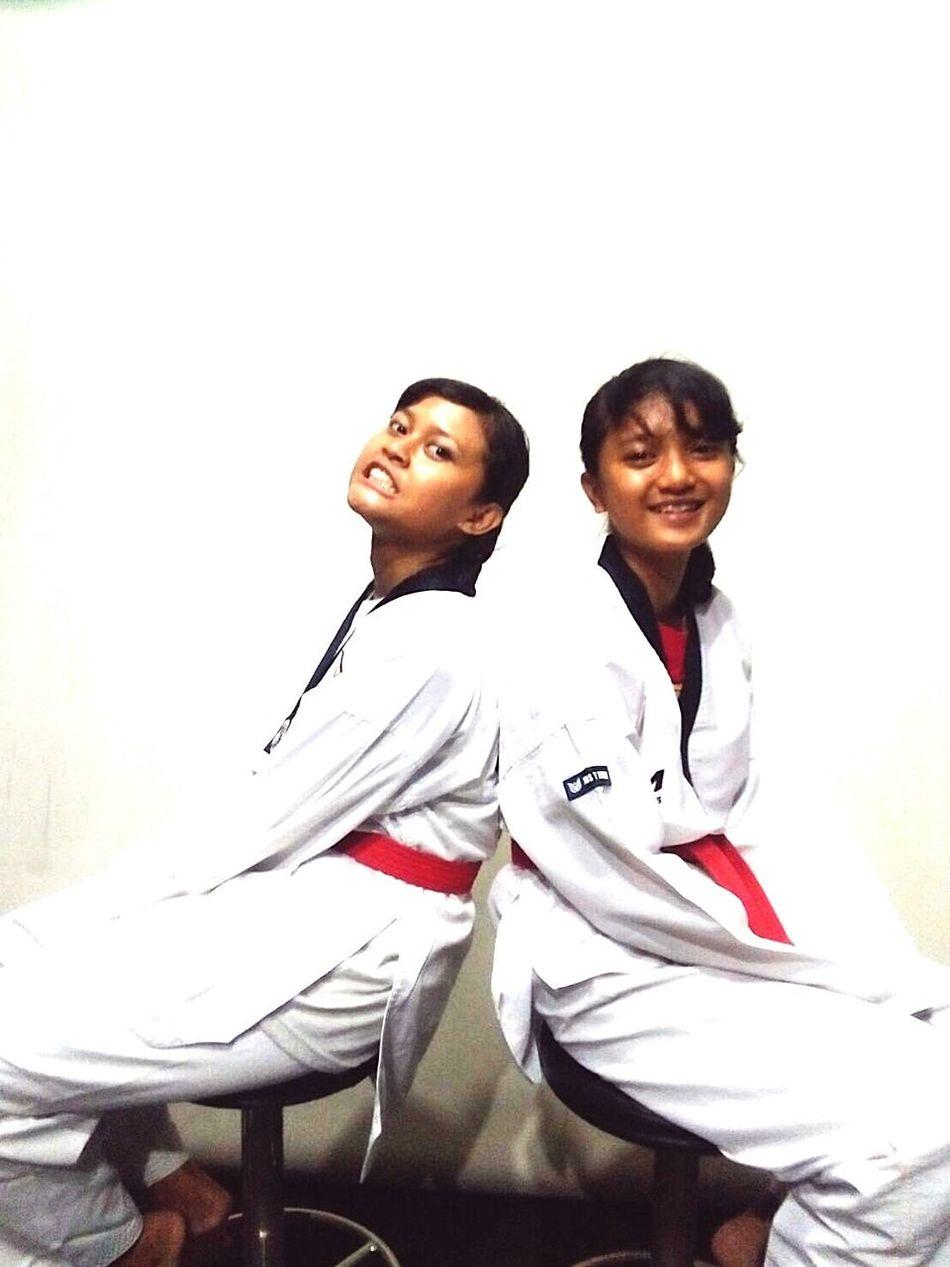 We dont have any thing to say :v Taekwondo Girl Uglytime Summer Darkskin